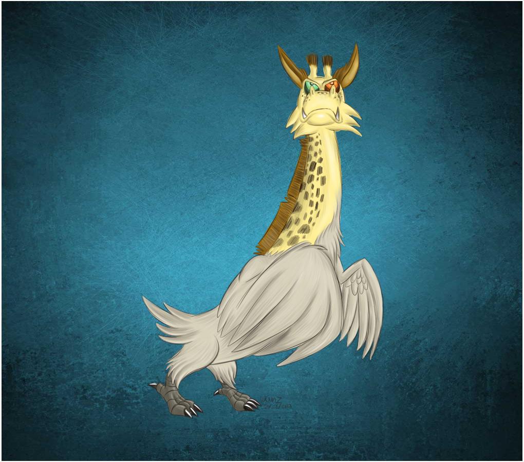 Chickengiraffe