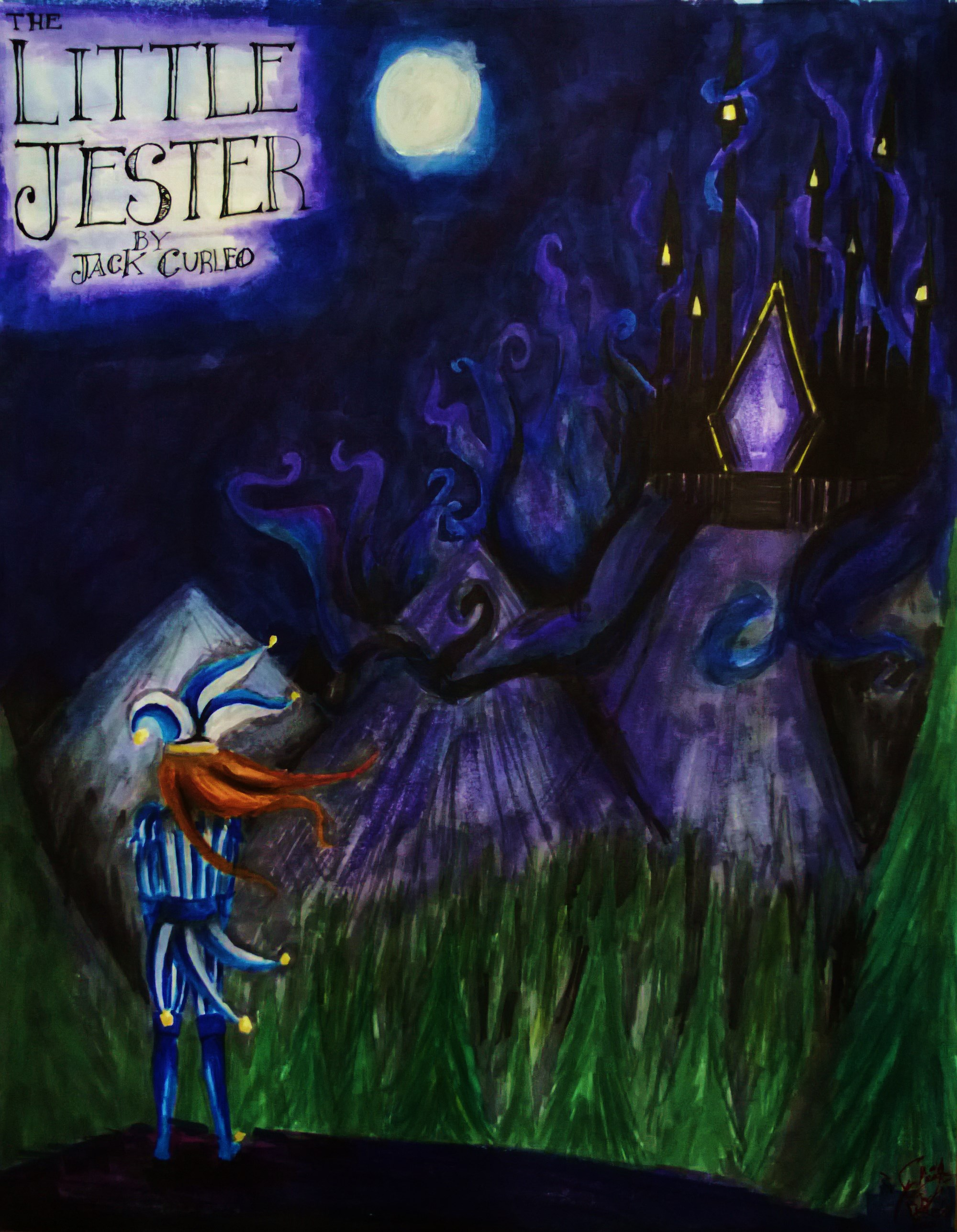 Jester Girl 2