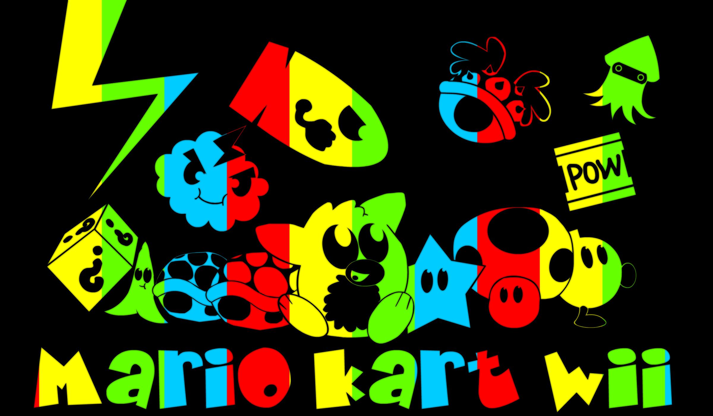 Mario Kart Wii - Furby12435vr