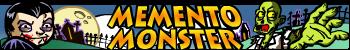 Banner Memento Monster