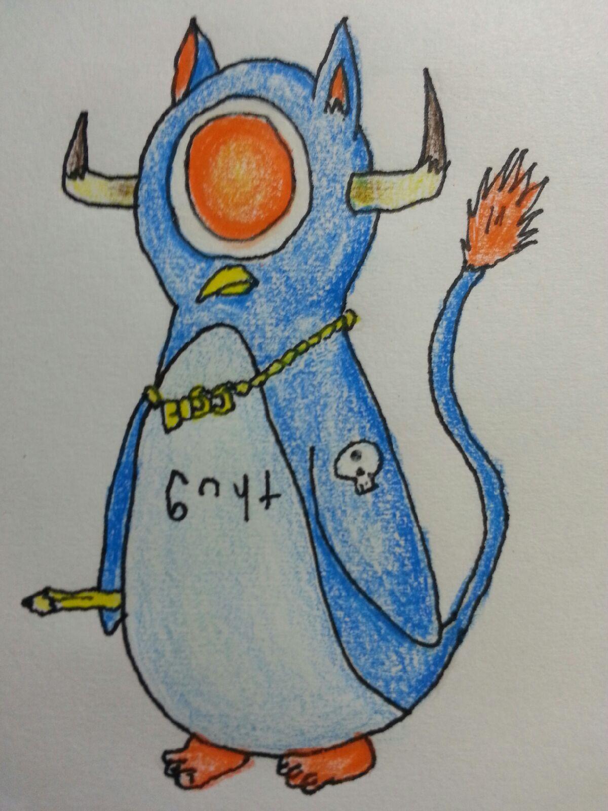 monster penguin 1