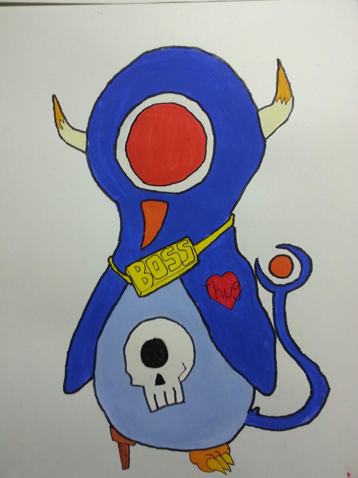 monster penguin 2