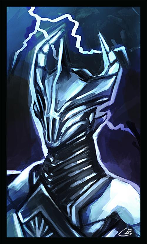 The Lightning Reverant