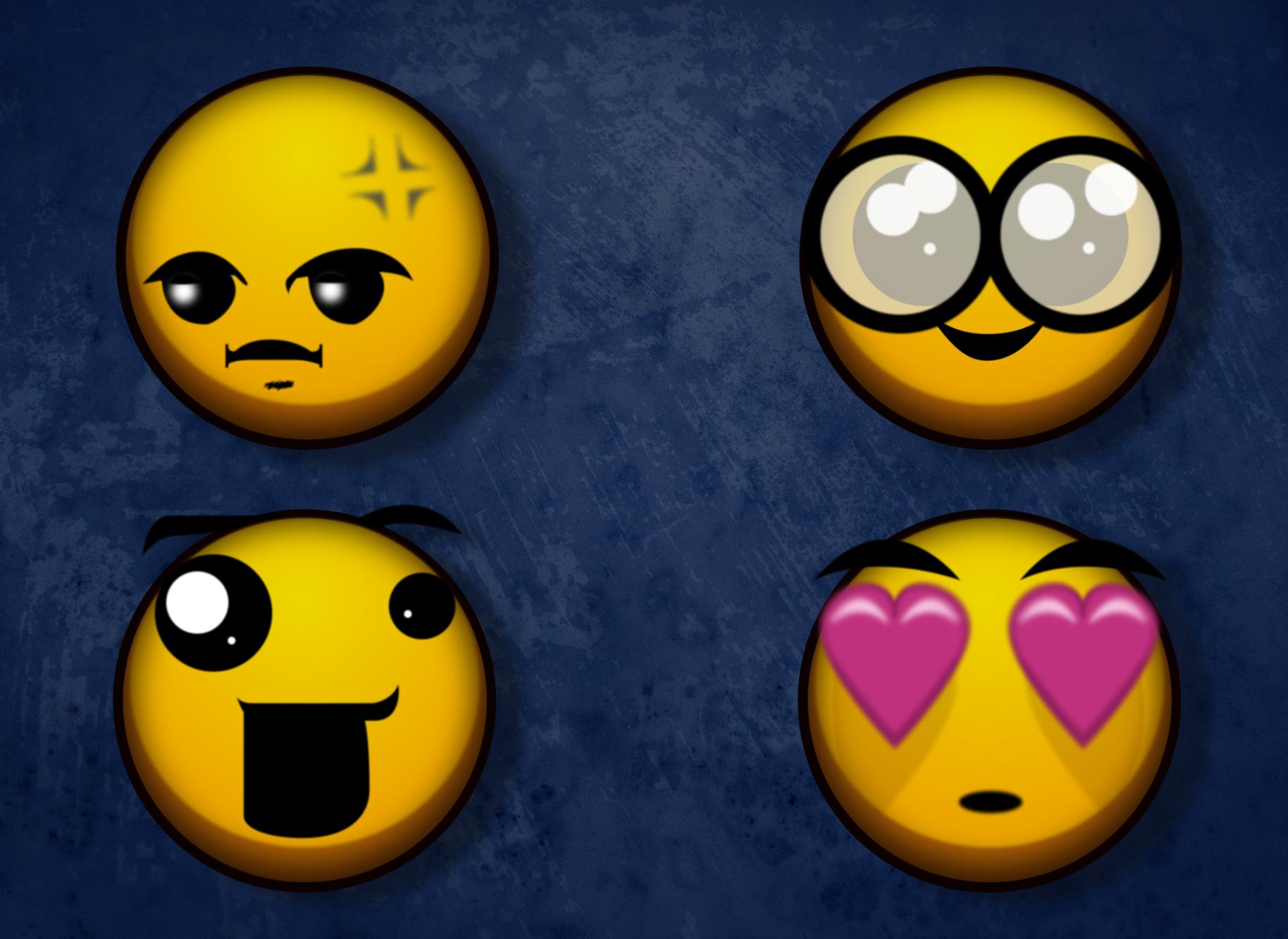 NG Emoticons