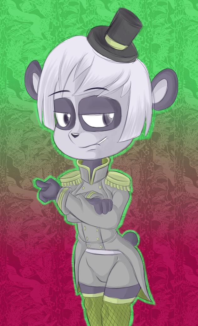 mistress pandack