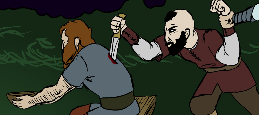 Warband Comic Project