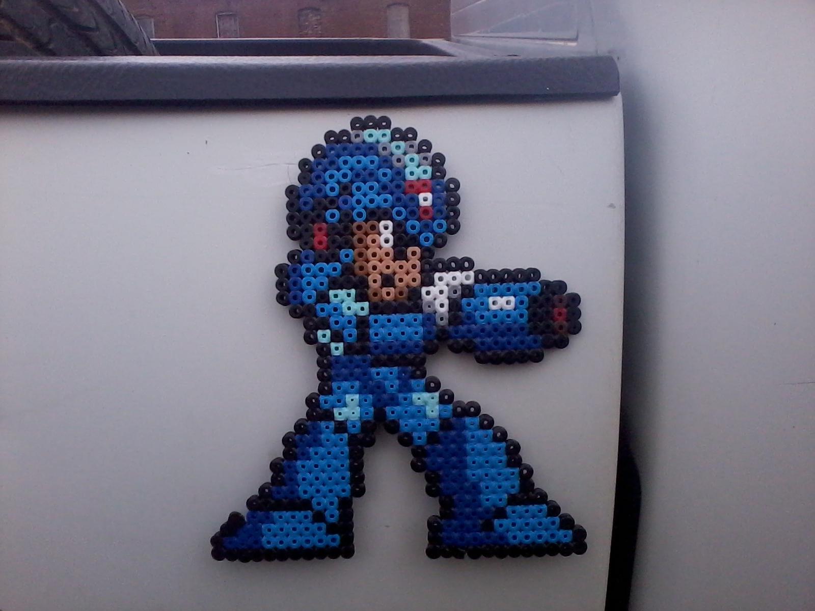 Megaman X Bead edition