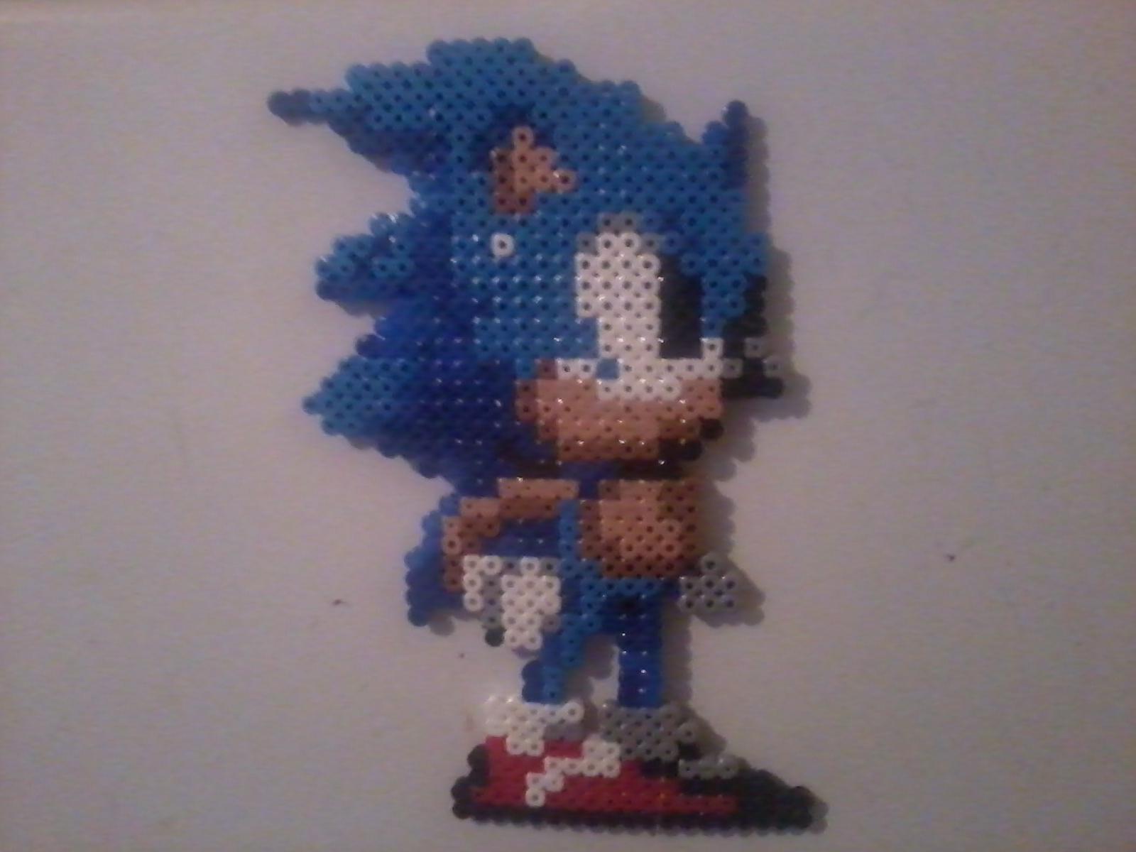 Sonic the Beadhog