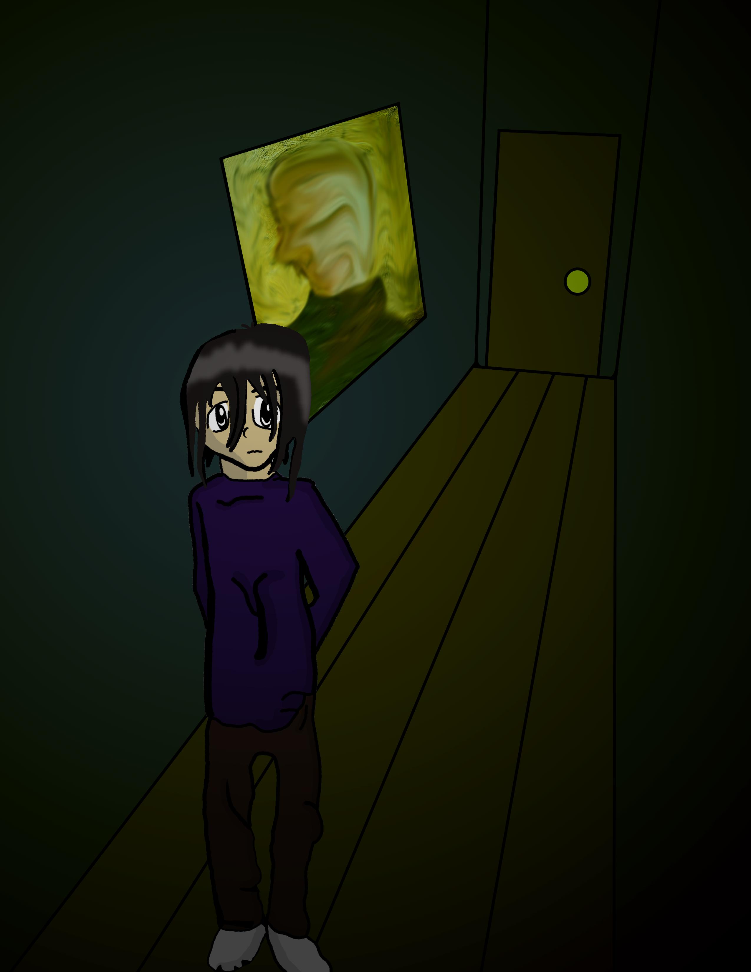 Boy in the Shadows