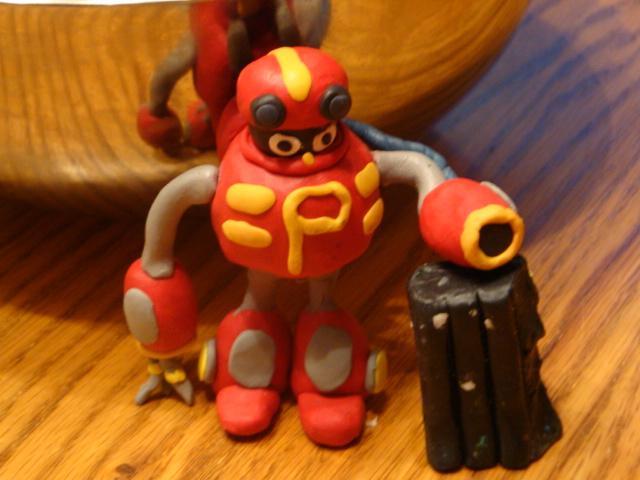 Clay P-Bot