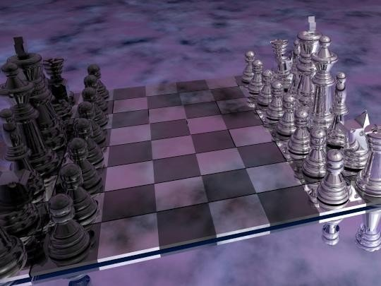 That's Bryce 5 Chess