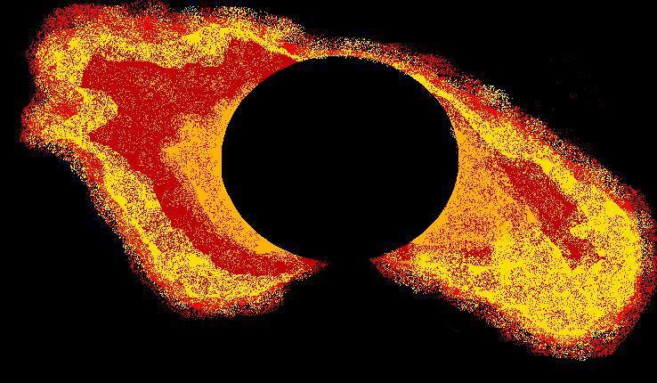 Blackout universe