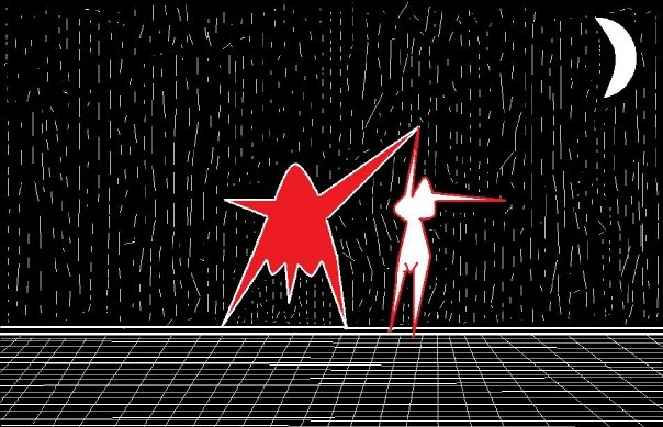 dance naked in the rain