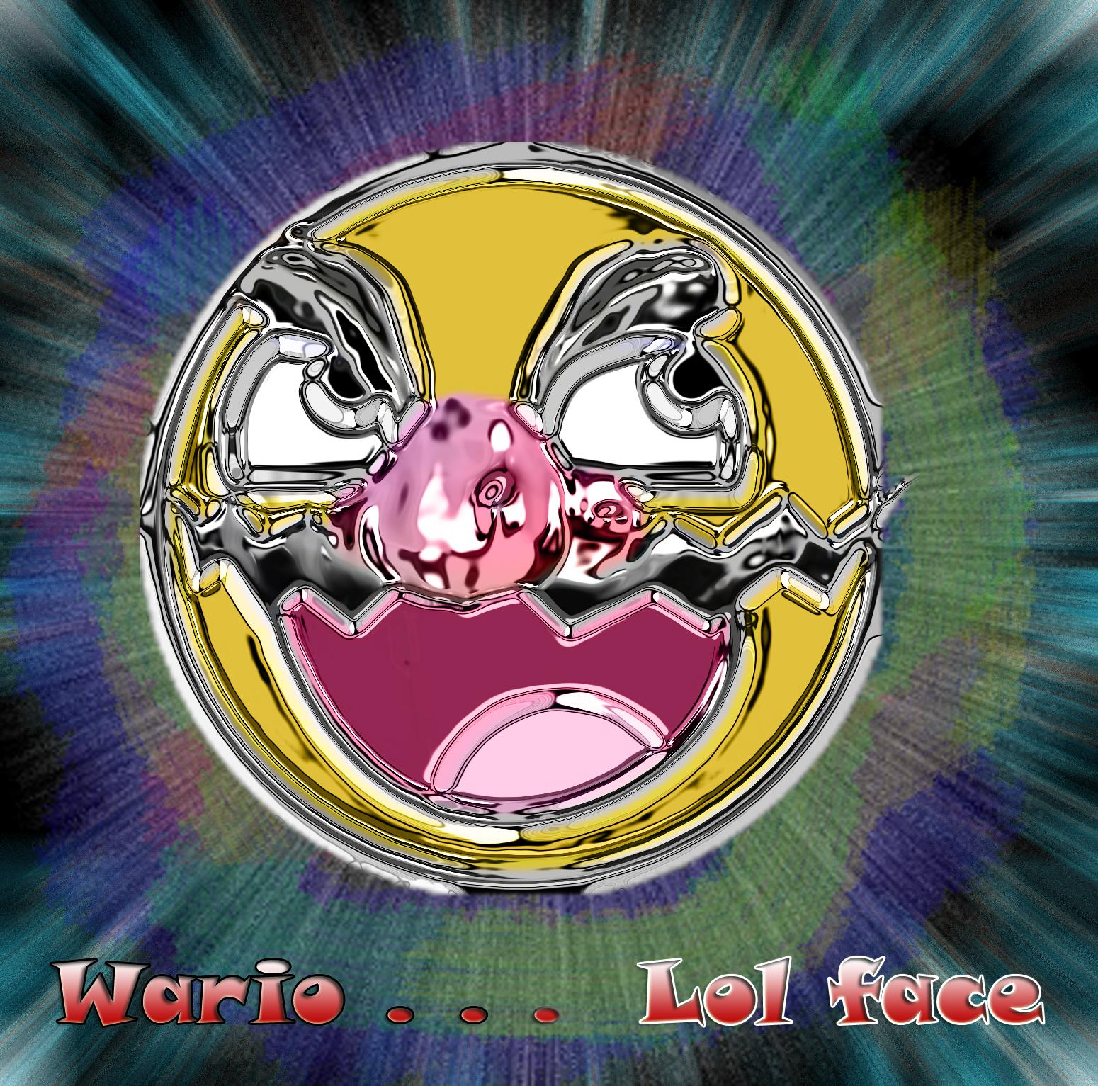 WariLOLZ face (Metallic)