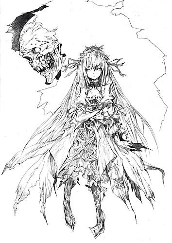 Evil Suigintou