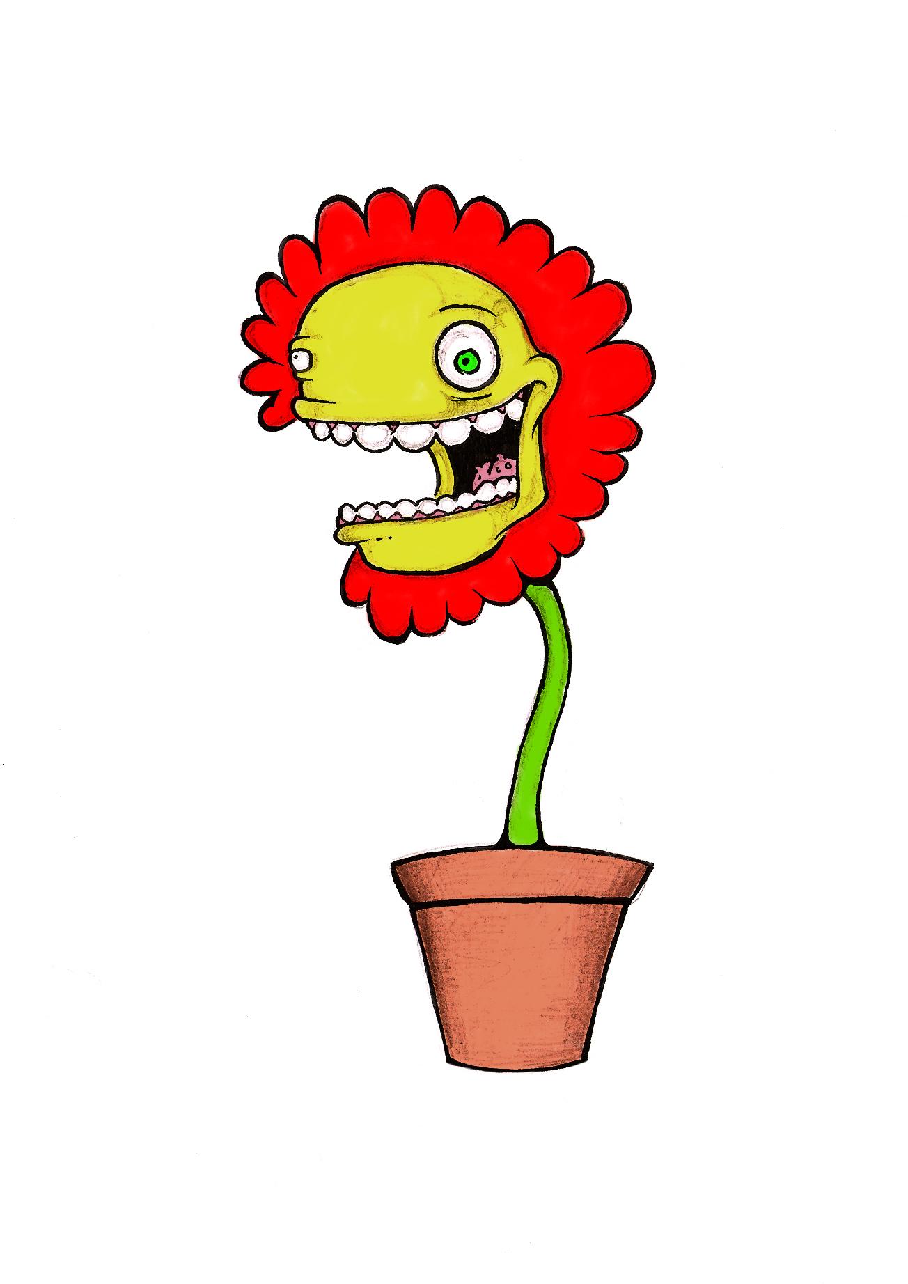 Happy Flower!