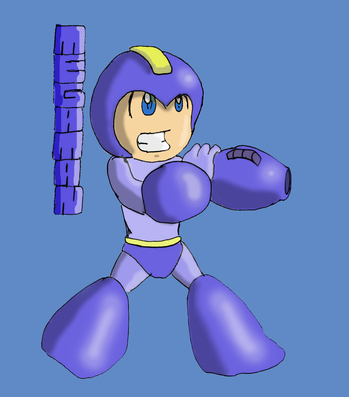Mega Little Man