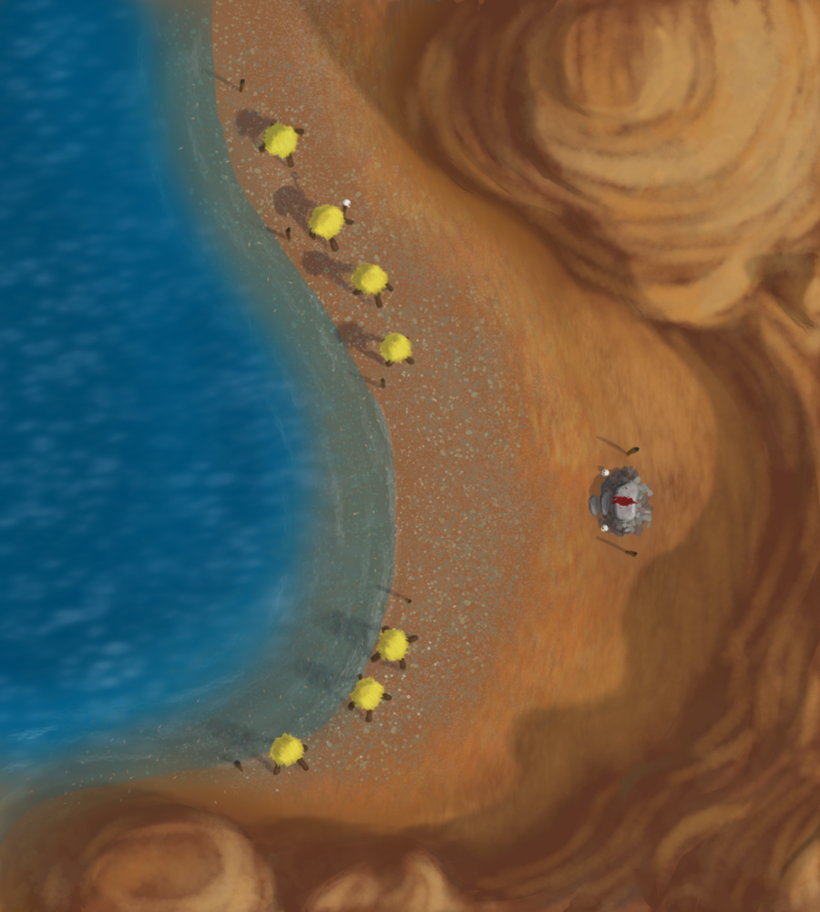 Murloc Bay (Encounter Map)
