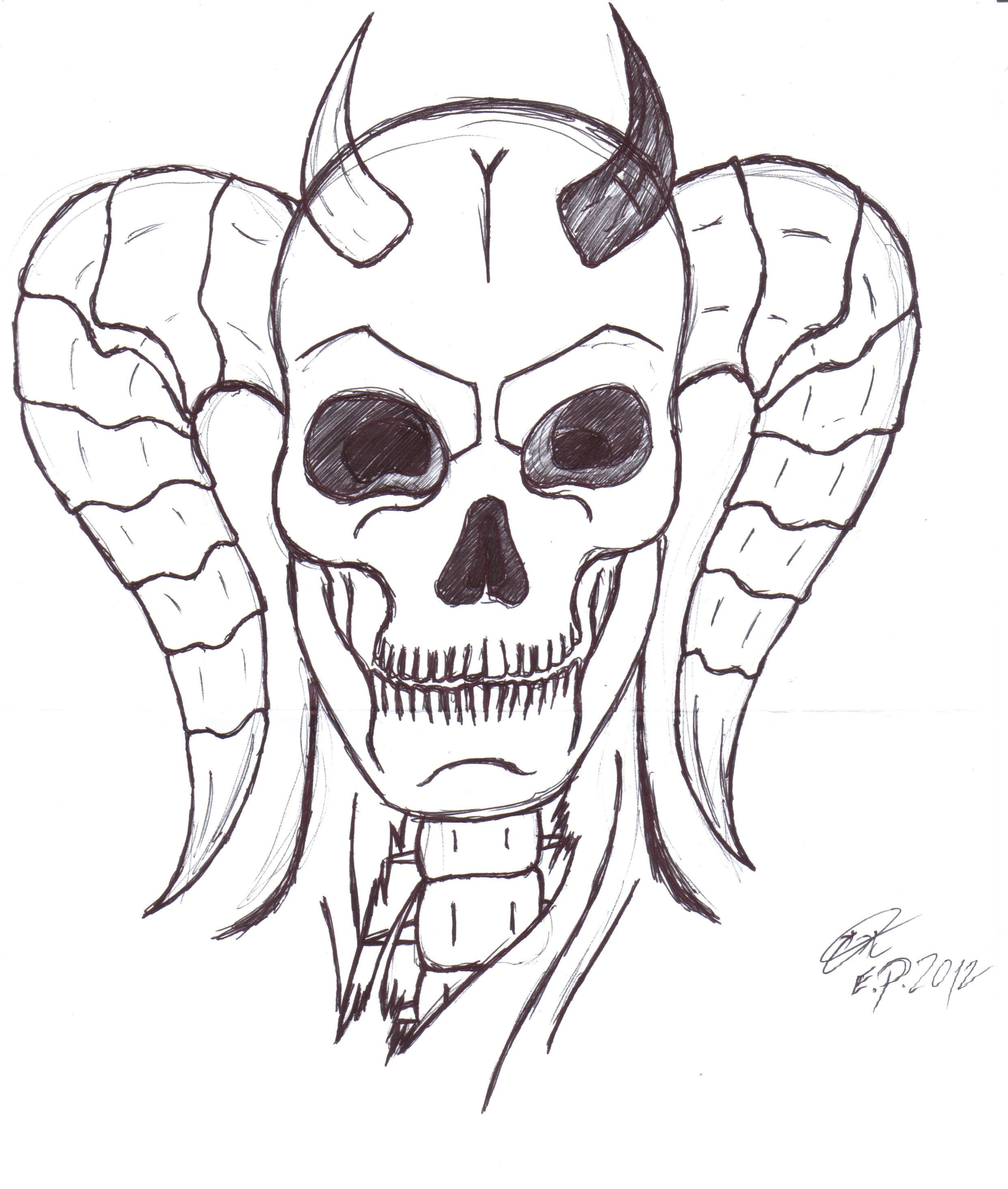 Sudo Human Skull