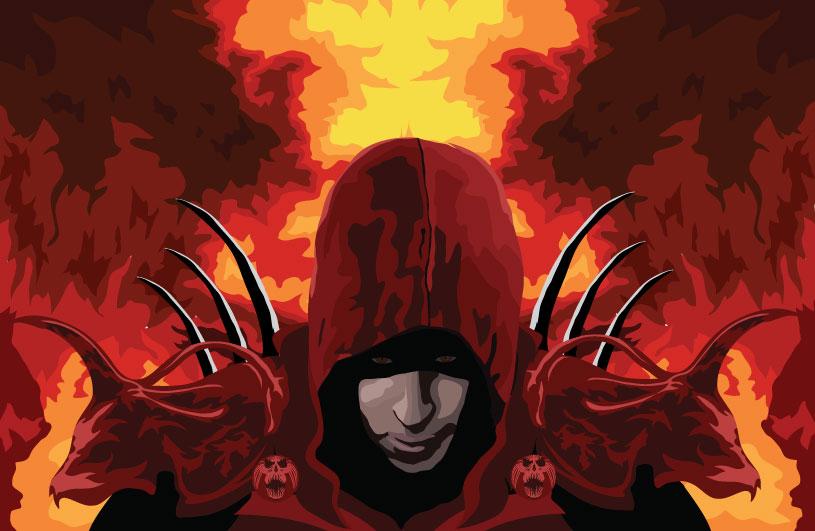 Hell's Messenger