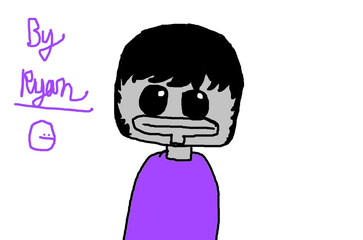 self portrait of me in future.