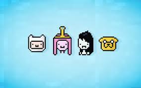 PIxel Adventure Time Fan Art