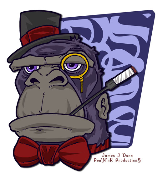 Professor Gorillington
