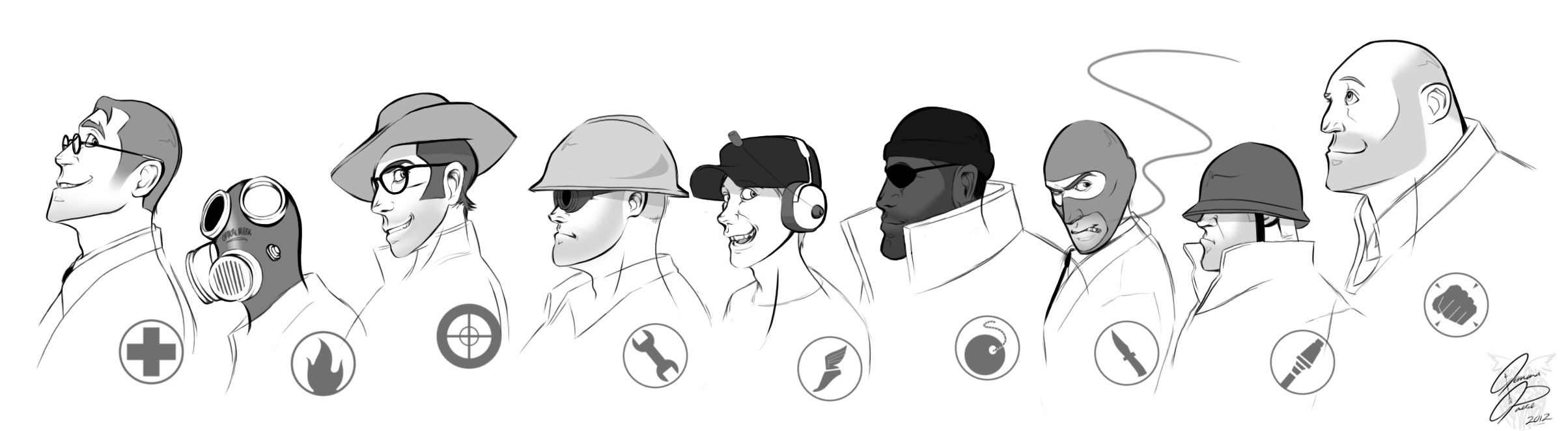 Mercenary Profiles