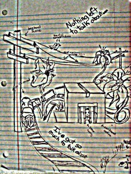 High School Sketches 2