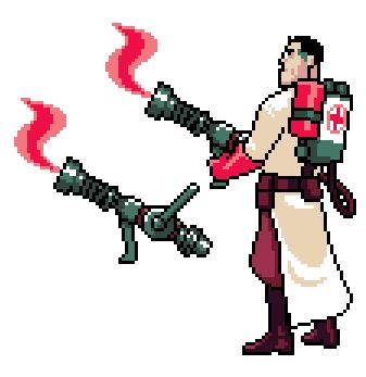 TF2 Sprites: Medic