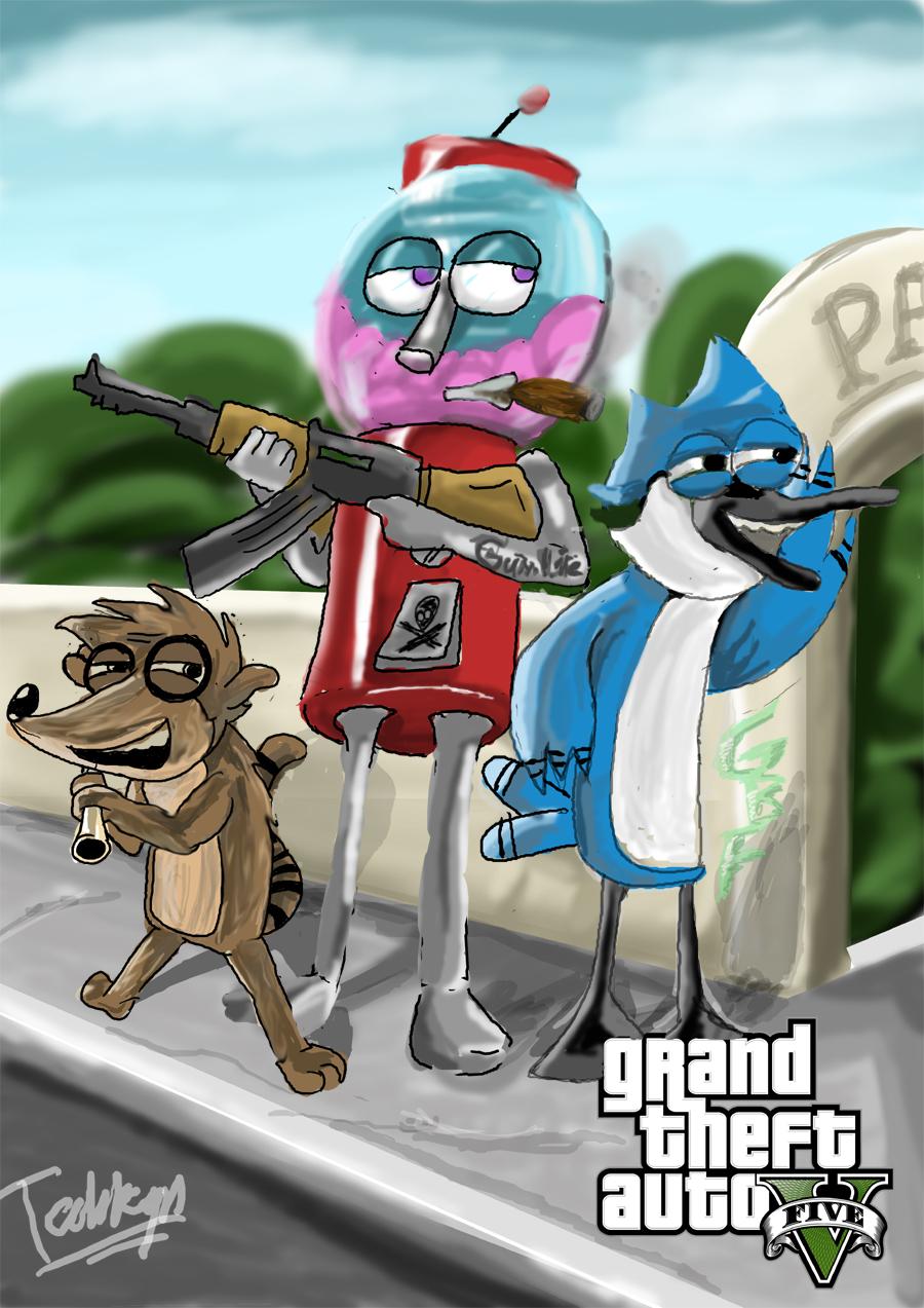 Regular Theft Auto