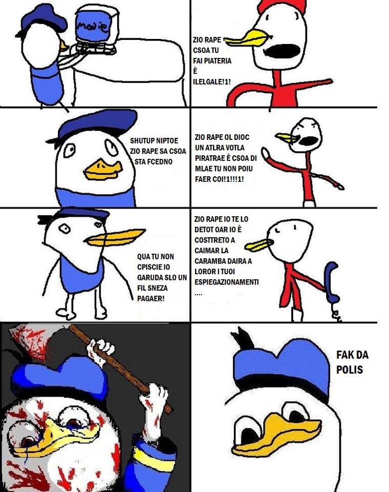 Uncle Dolan ITA #3 - Pirateria