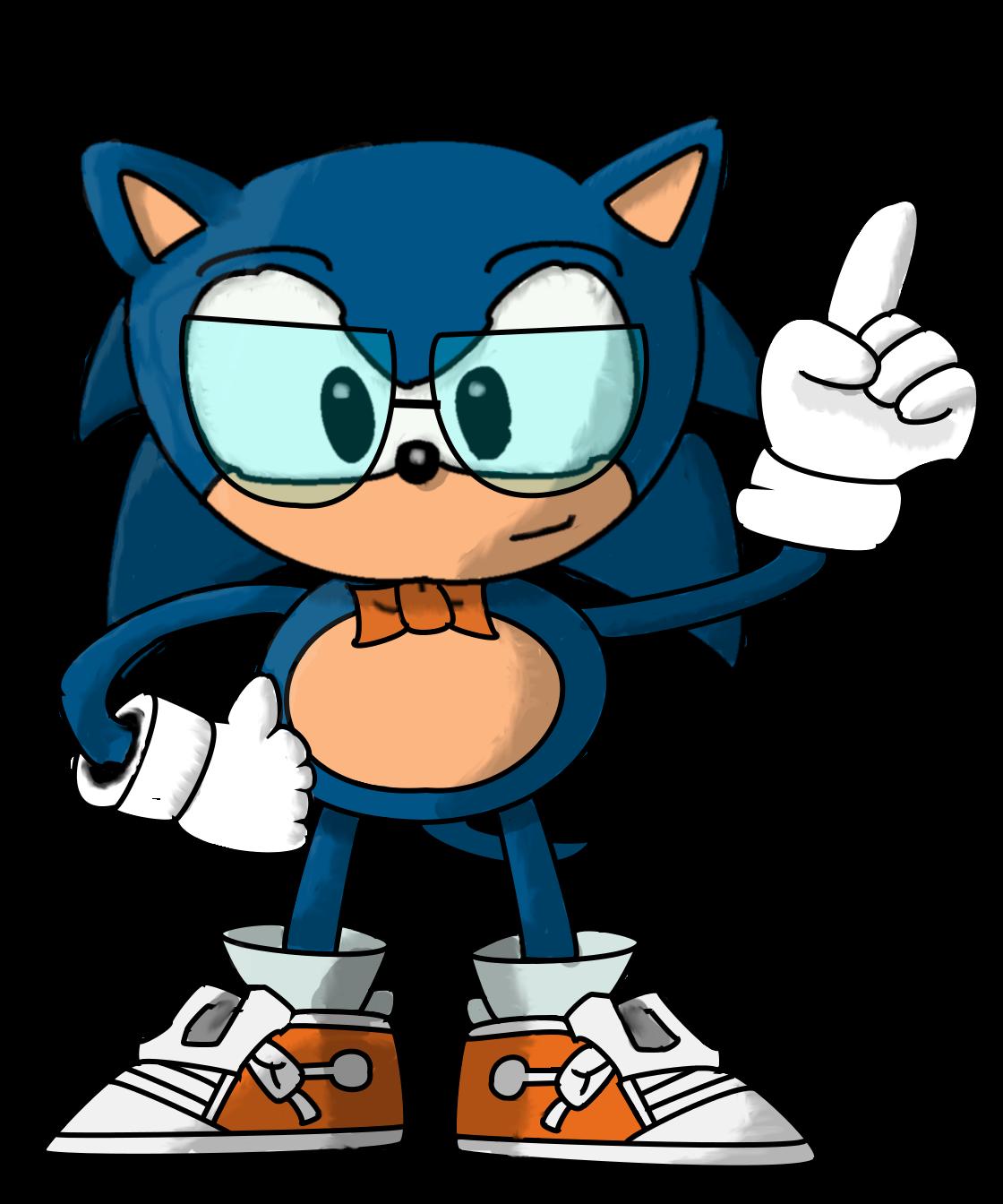 Sonic-Conan
