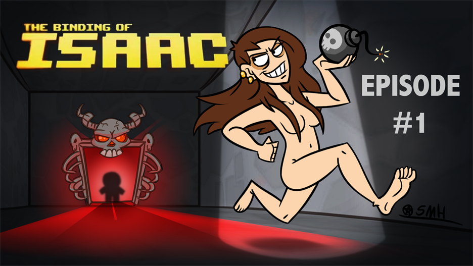 Let's Play Binding of Isaac!