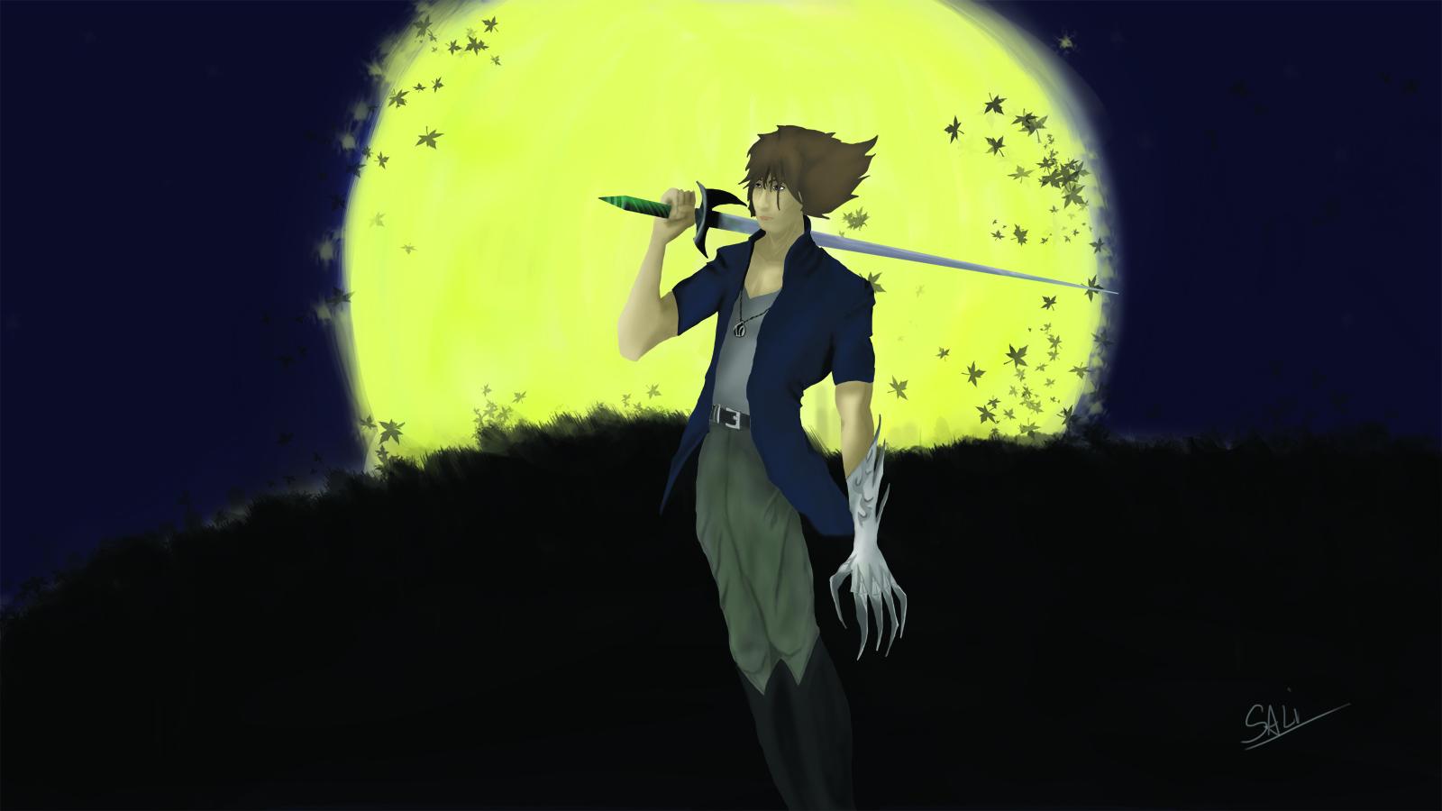 Drake- the metal hand warrior