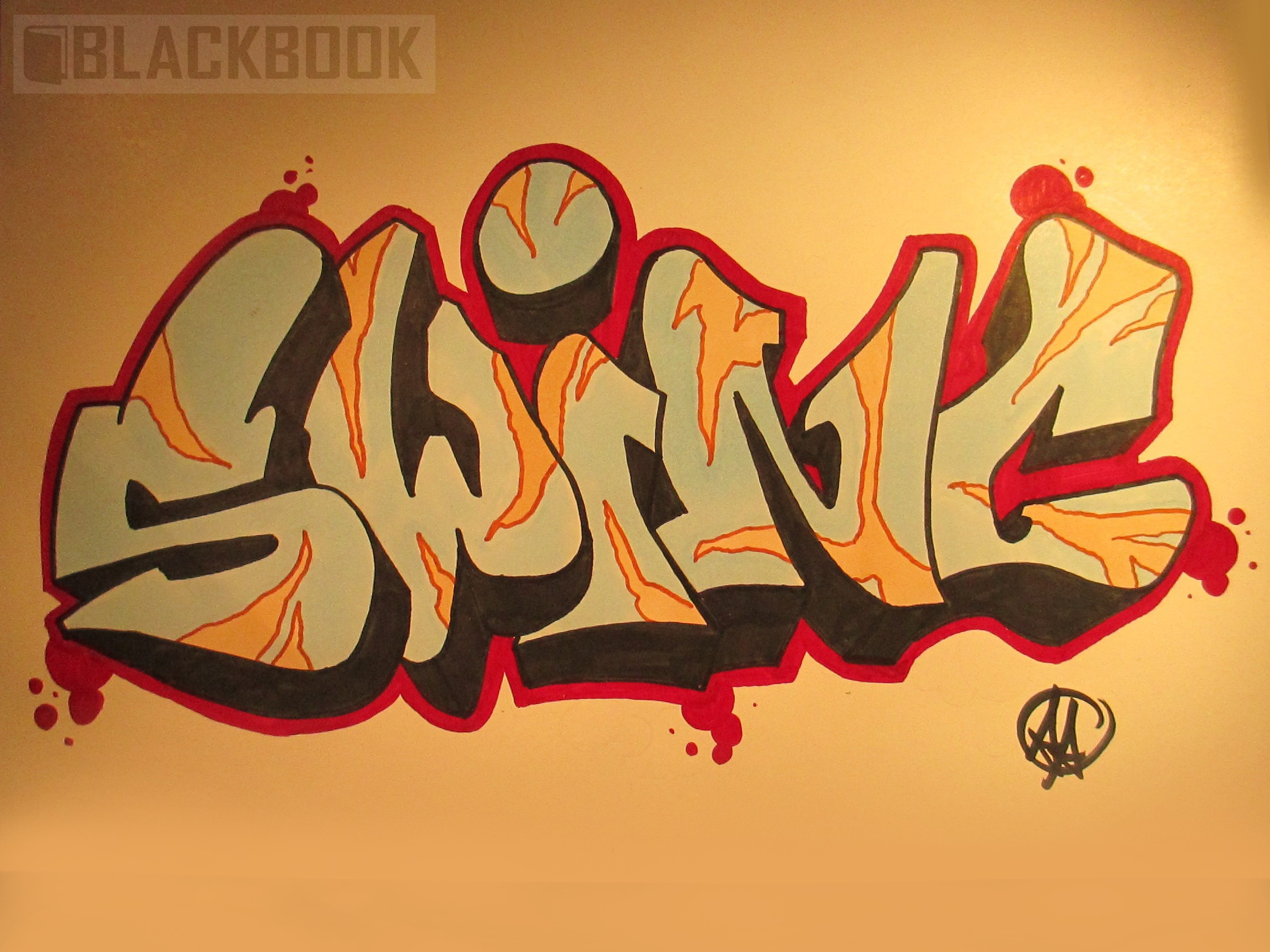 Graffiti Piece | Swing