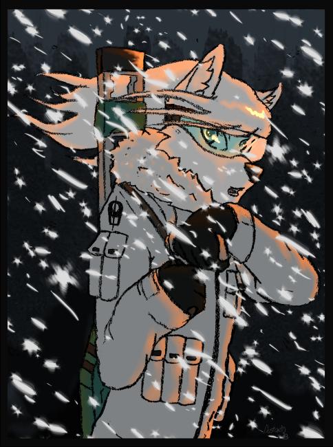 [CM] Xail In teh Blizzard