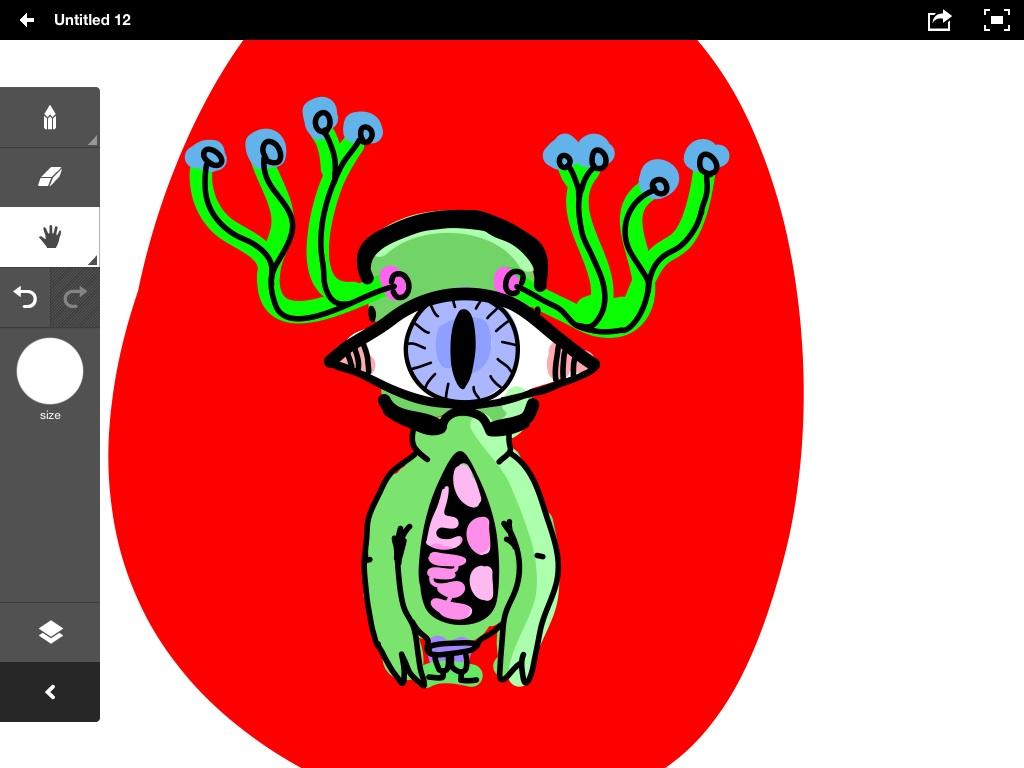 Little Alien Guy