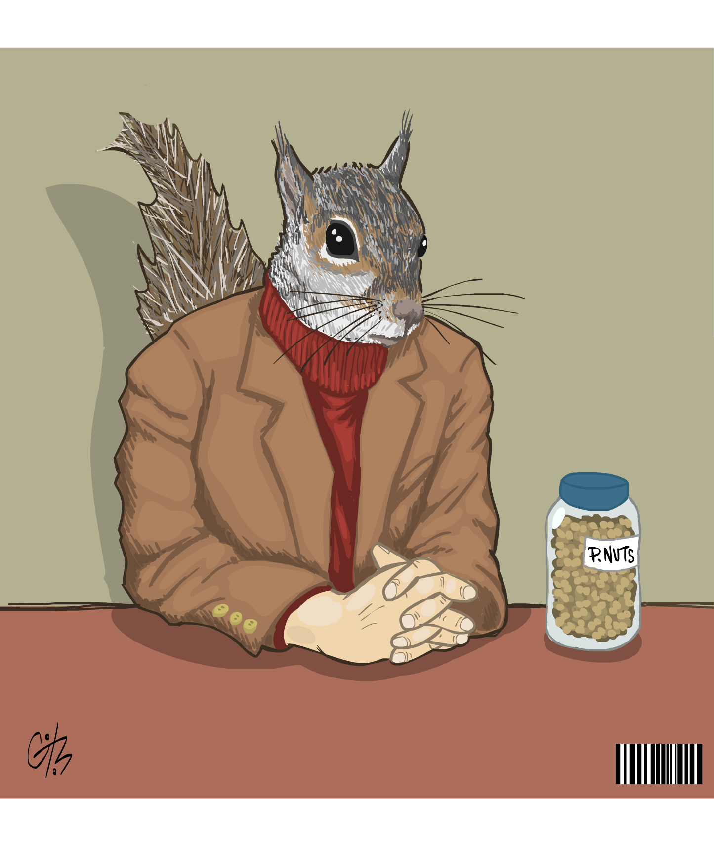 Mr. P. Nutts