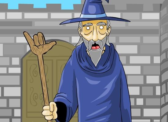 Kikket The Wizard