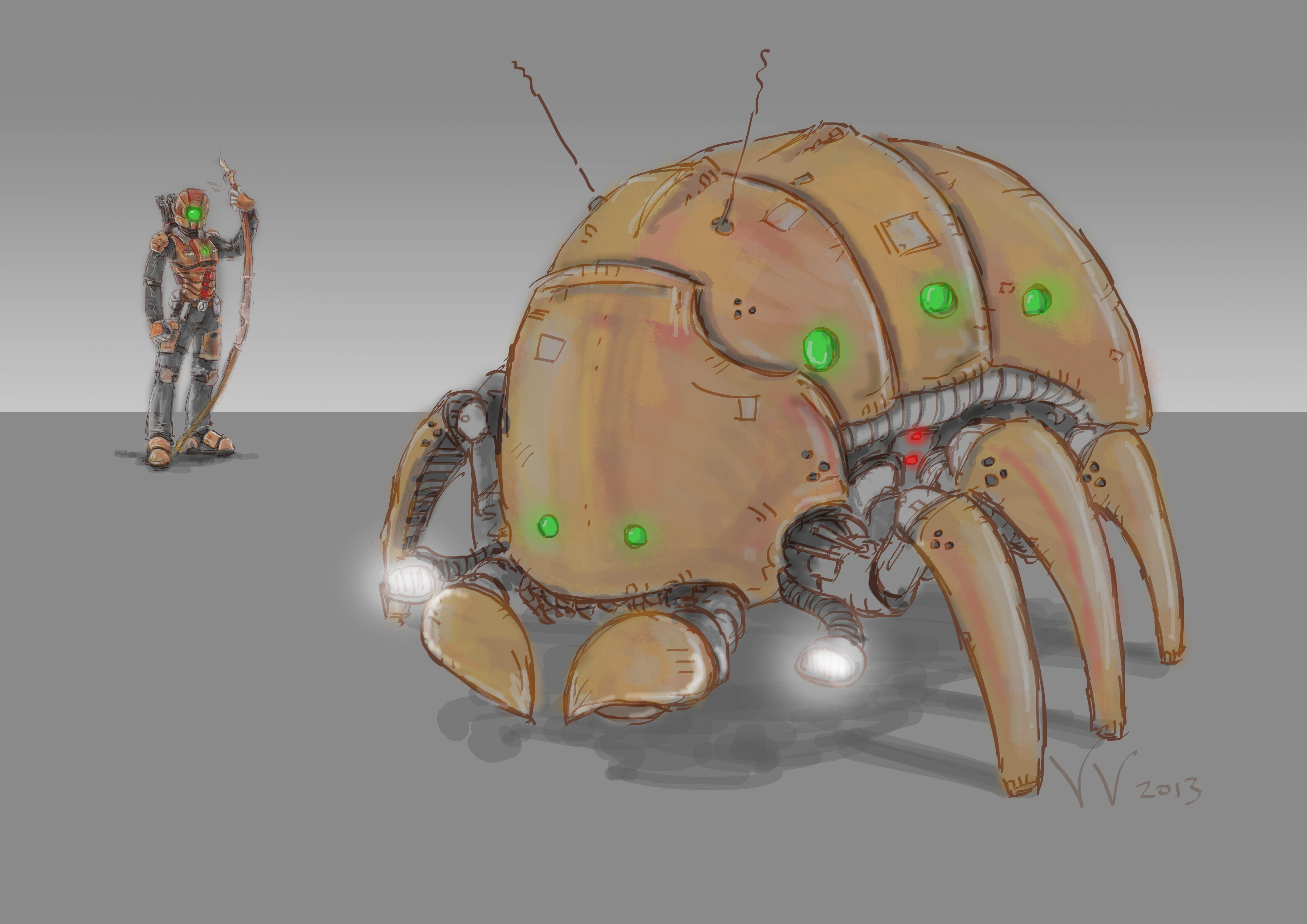 Rust Droid