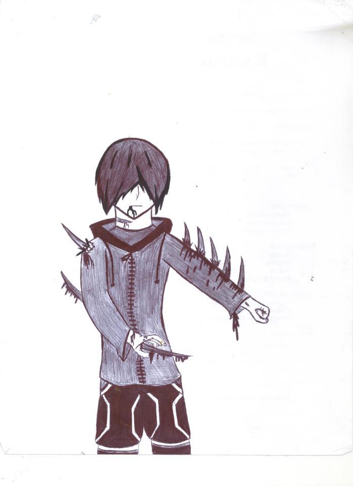 concept art of my anime.