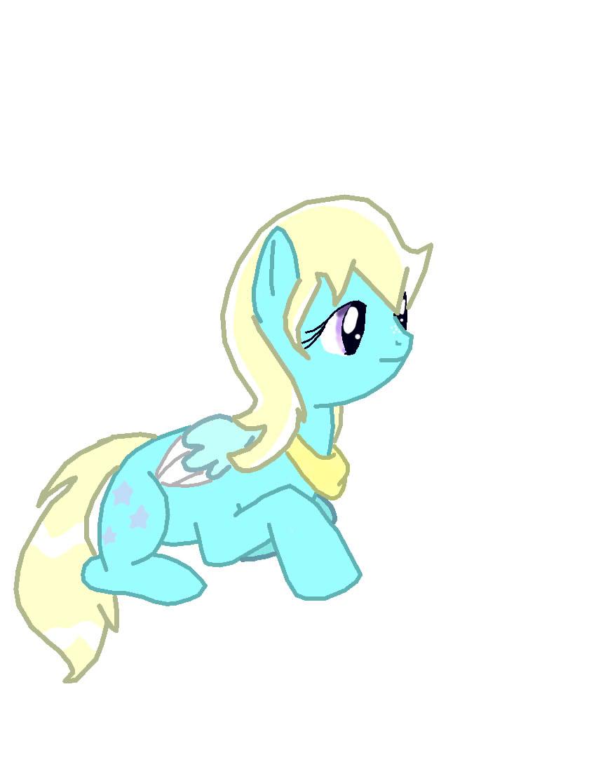 OC Pony Starlit