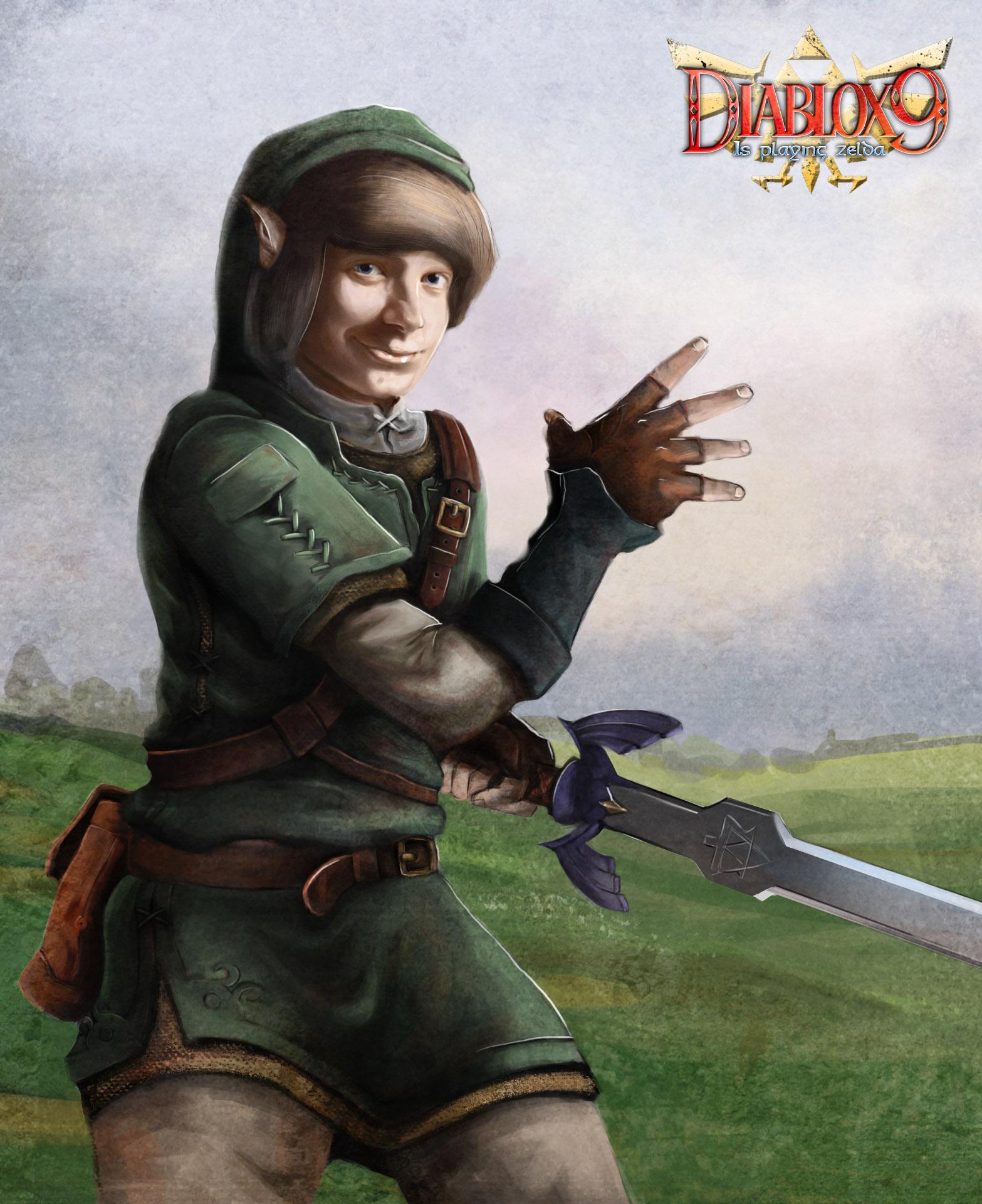 Diablox9 is Link