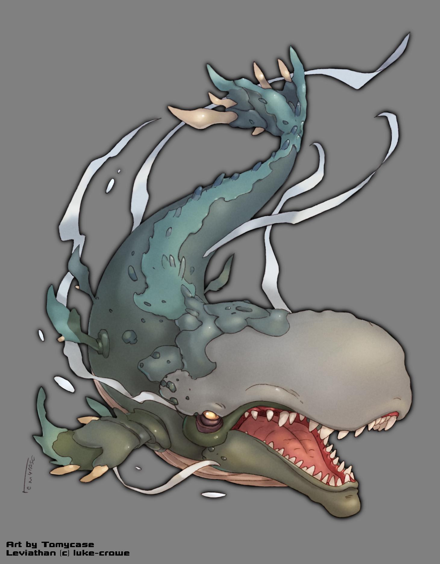 Leviathan Killer whale