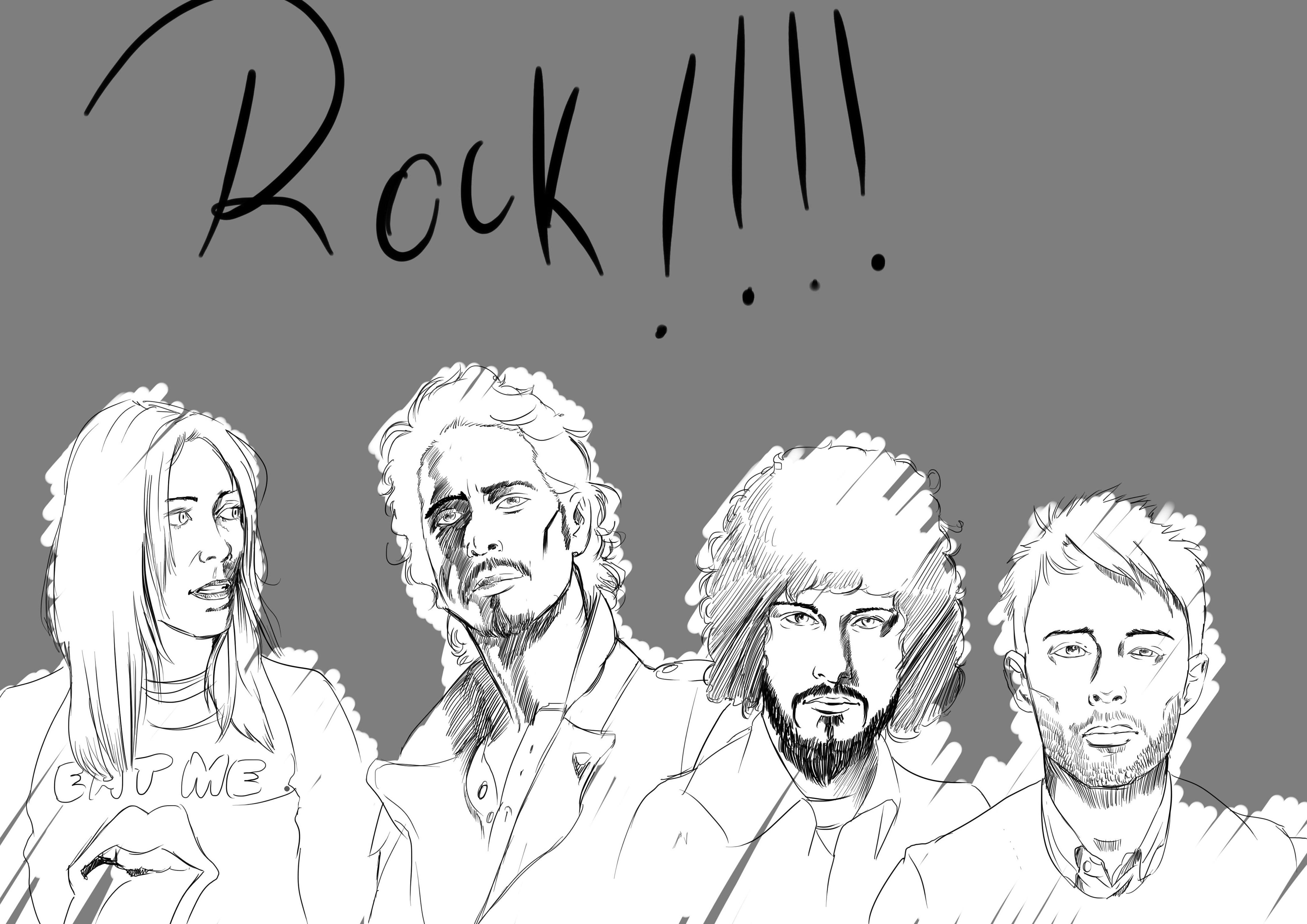 rocker stars