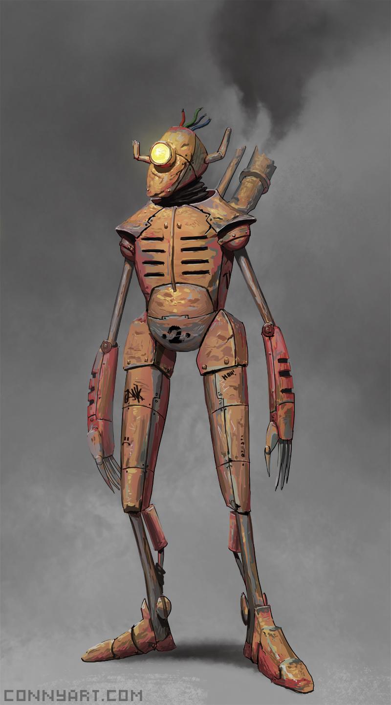 Scrap-Bot