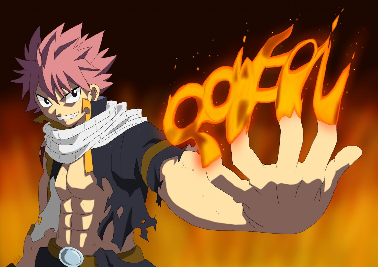 Fairy Tail - Natsu (Come On)