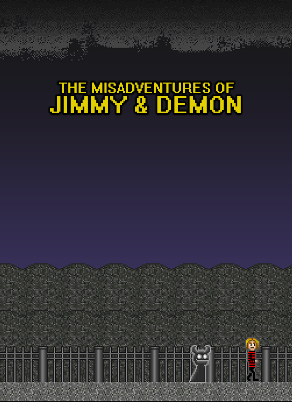Jimmy & Demon Box Art