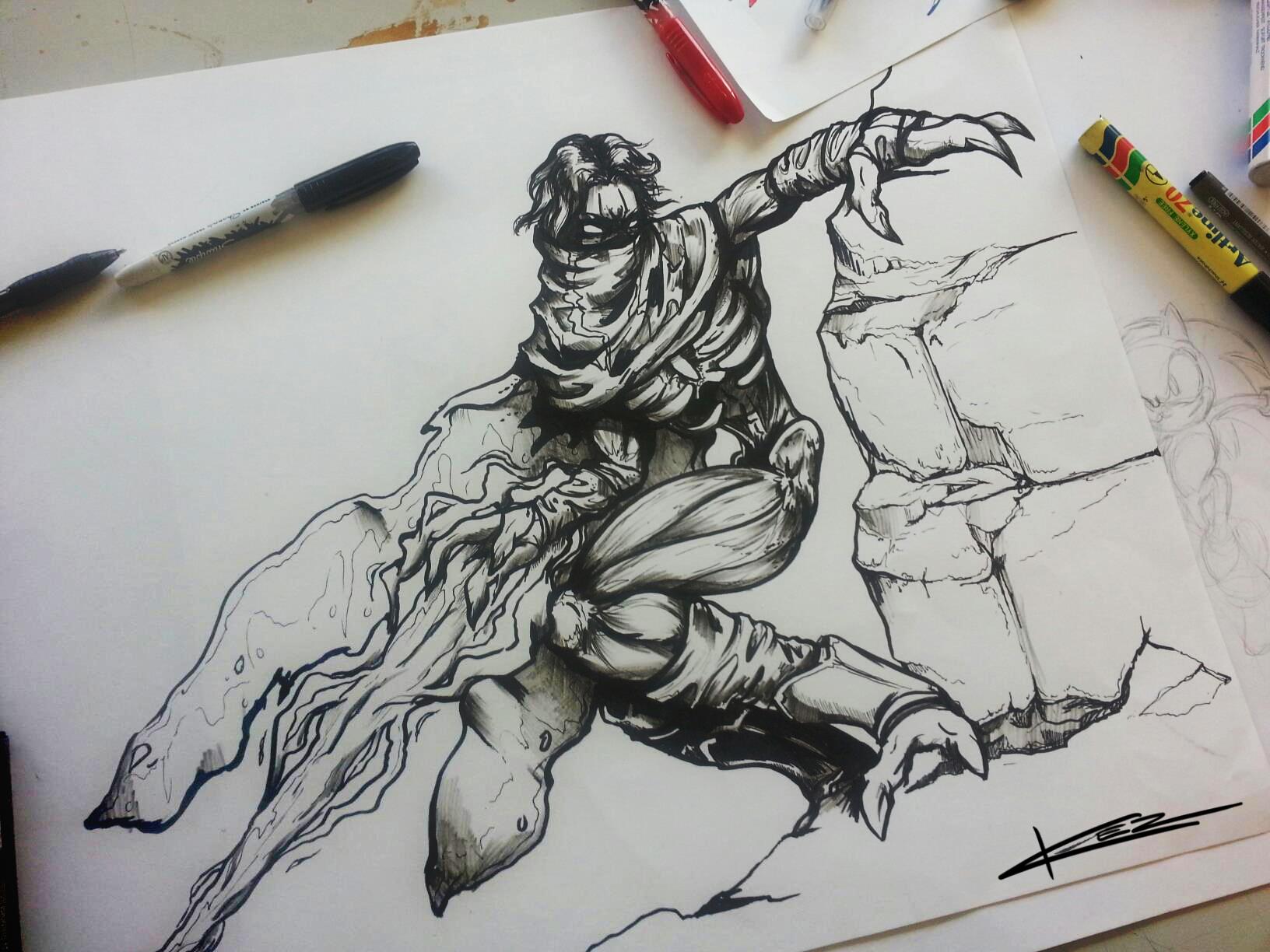 Soul Reaver Ink
